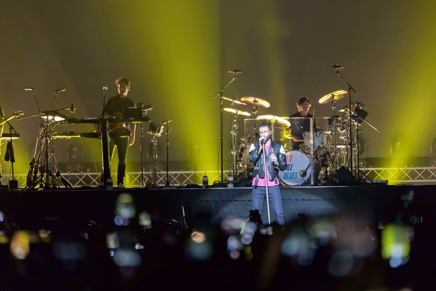 Maroon 5 Rocked Dubai At The Newly Opened Coca-Cola Arena